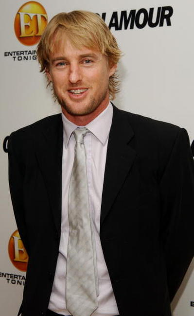 Owen Wilson at the Entertainment Tonight Celebrates the Emmy Awards with Glamour in West Hollywood, California.